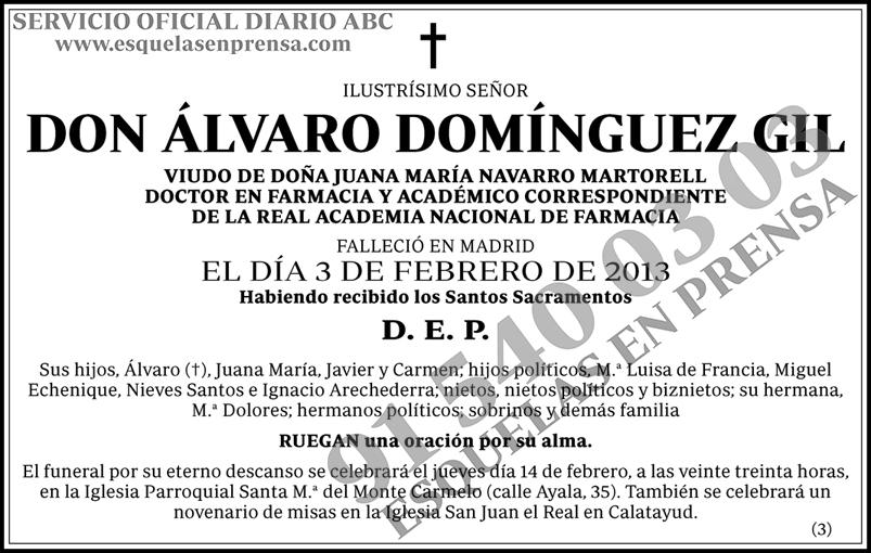 Esquelas publicadas febrero 2013 paz eterna cementerio for Adolfo dominguez mendez alvaro 9